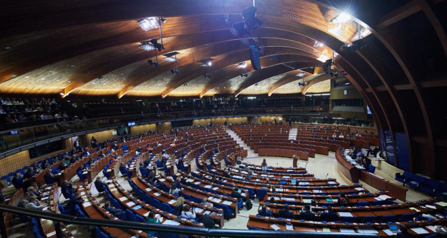 Parliamentarische Versammlung des Europarats